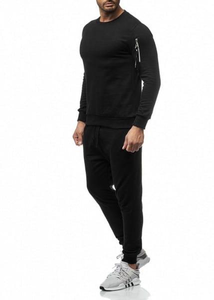 Herren Jogginganzug Trainingsanzug Sportanzug Fitness Streetwear 962C