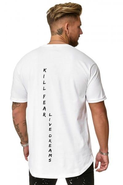 T-shirt homme Polo à manches courtes Polo à manches courtes imprimé ko19-t4