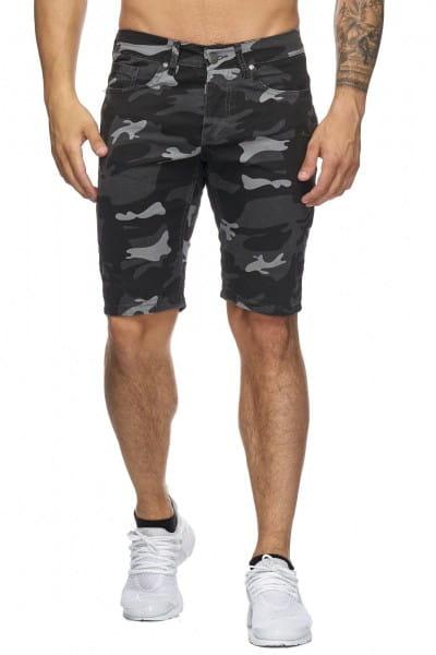 Herren Bermudashorts Kurze Hose Bermudas Shorts Männer 4044C
