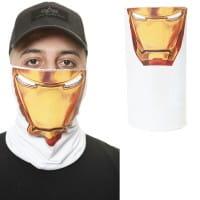 OneRedox Gesichtsschutz Bandana Halstuch Bedruckt Biker Schal Ski Motorrad Gesichtsmaske