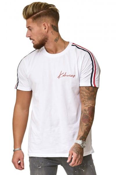 T-shirt pour hommes Polo à manches courtes Printshirt Polo à manches courtes kok01