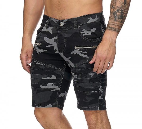 Herren Bermudashorts Kurze Hose Bermudas Shorts Männer 3231C