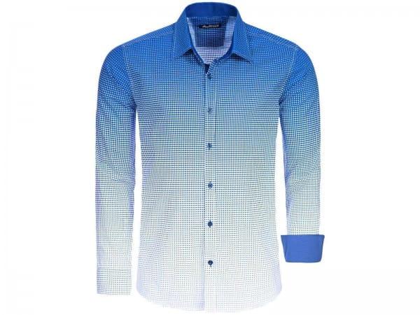 Herren Hemd Oberhemd Freizeithemd Elegant Business Mehrfarbig 15008C