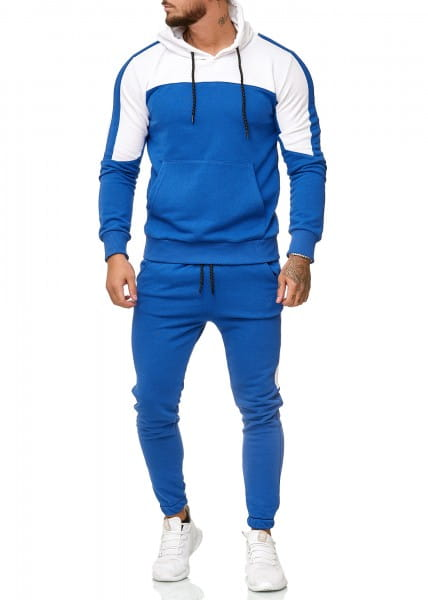 Herren Jogginganzug Trainingsanzug Sportanzug Fitness Streetwear 1238C