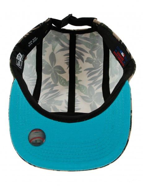 Nieuwe Era 9fifty Baseball Cap Cap Cappy Atlanta Braves Blue