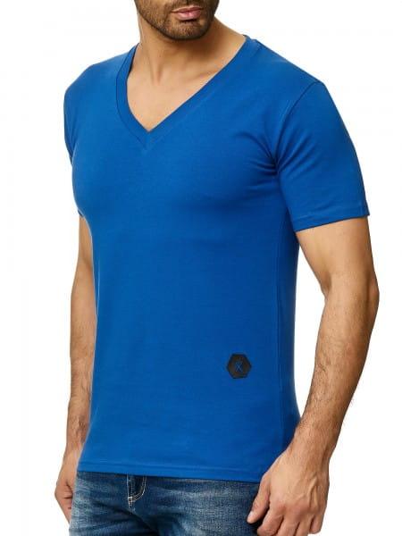 OneRedox T-shirt homme Hoodie à capuche à manches longues Sweat-shirt à manches courtes Modèle 1308