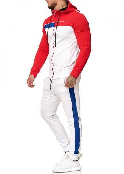 Herren Jogginganzug Trainingsanzug Sportanzug Fitness Streetwear 1245CN