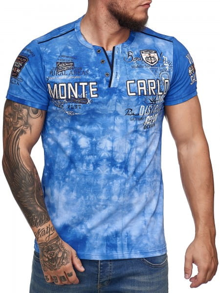 T-Shirt Homme Polo Chemise Polo Manches Courtes Impression Chemise Polo Manches Courtes 3ds101