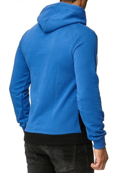 OneRedox Pull à capuche pour homme Sweat à capuche Sweat à capuche Sweat à manches longues Sweat à manches longues Sweat Jacket Basic Stripes