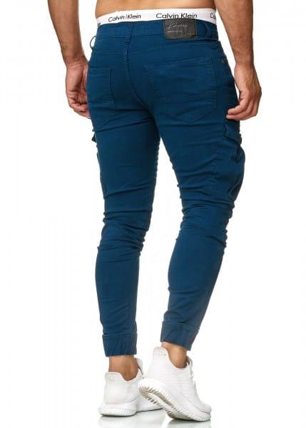 OneRedox Hommes Jogg Chinos Pantalon en tissu Chinois Chinohose Sport Modèle 3291
