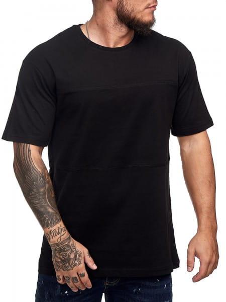 Heren T-Shirt Polo Shirt Korte mouw Printshirt Polo Korte mouw k0815