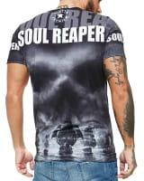 Herren T-Shirt Kurzarm Rundhals Soul Reaper Modell 1493
