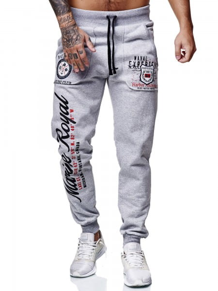 Herren Jogginghose Sporthose Männer Trainingshose Sweatpants 3628
