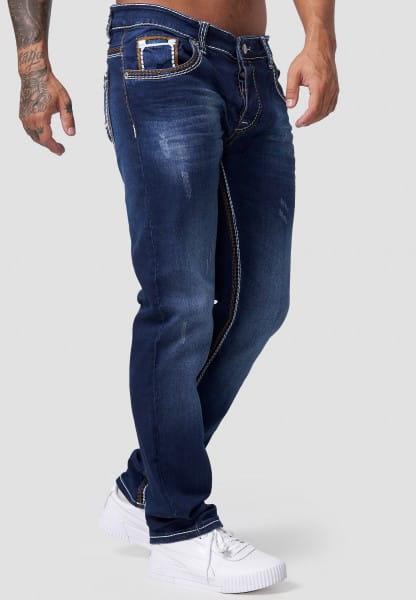 Herren Jeans Hose Slim Fit Männer Skinny Denim Designerjeans 5177C