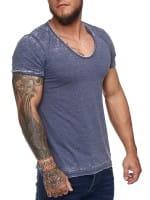 T-Shirt homme T-Shirt Poloshirt Polo manches courtes imprimé Polo manches courtes kodi1377c
