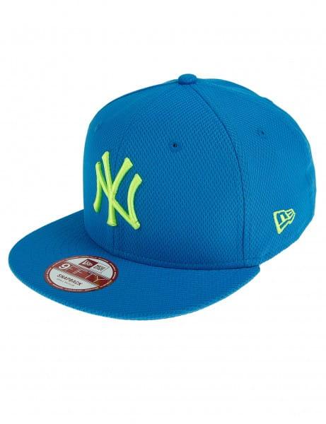 Casquette de baseball New Era 9fifty Casquette Cappy New York Yankees Bleu Vert