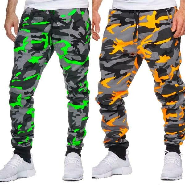 OneRedox Pantalon de jogging pour hommes Pantalon de jogging Streetwear Sports Pants Modèle 794