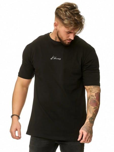 Heren T-Shirt Polo Shirt Korte mouw Printshirt Polo Korte mouw ko19-t3