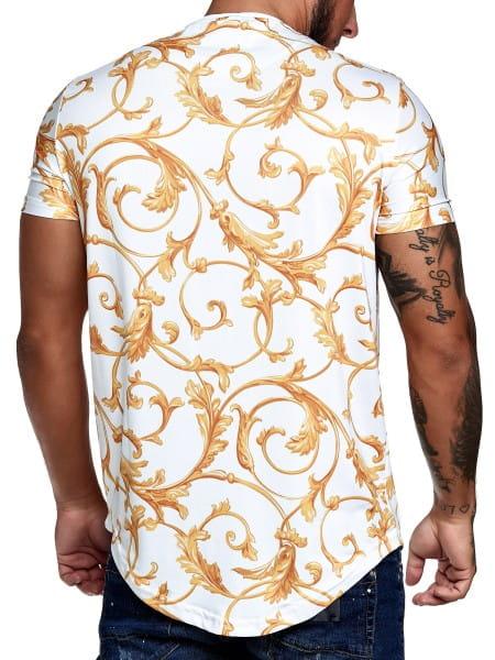 Koburas Herren T Shirt Poloshirt Polo Longsleeve Kurzarm Shirt Modell 2180