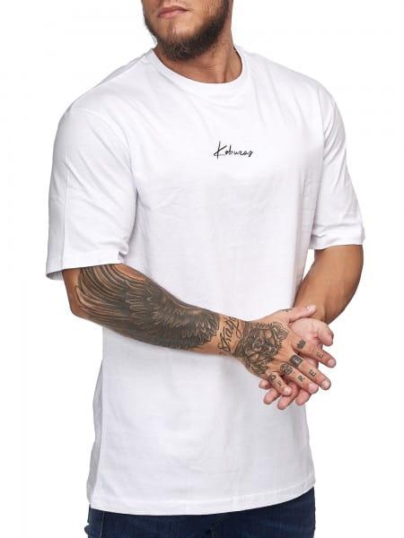 T-Shirt homme Polo à manches courtes Printshirt Polo à manches courtes ko201901cobra