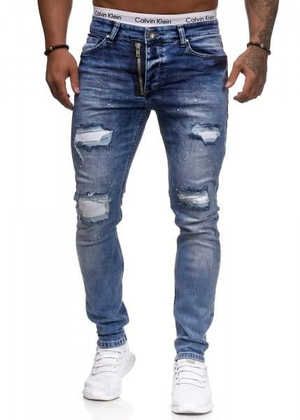 Jeans 5136 Bleu