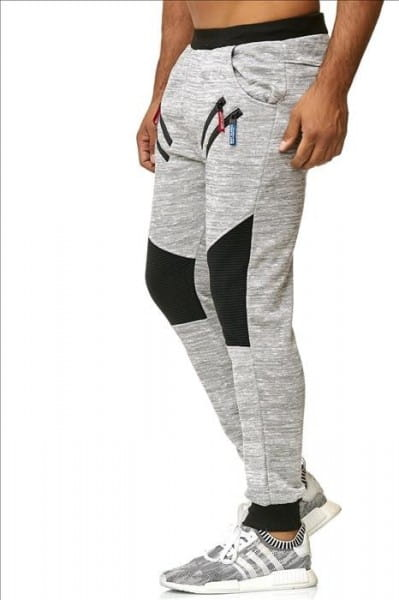 Herren Jogginghose Sporthose Männer Trainingshose Sweatpants 3078CC
