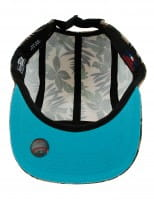 Nouvelle casquette de baseball Era 9fifty Cappy Atlanta Braves Blue