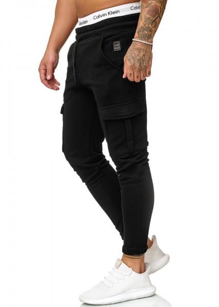 OneRedox Pantalon de jogging pour hommes Pantalon de jogging Streetwear Sports Pants Modèle 1213