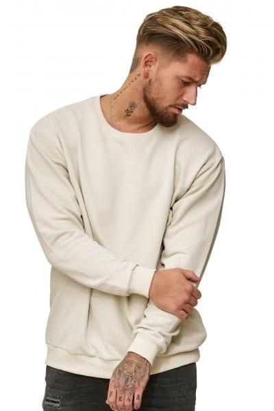 Heren trui hoodie trui lange mouw lange mouw k03p