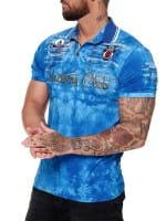 Herren T Shirt Yachting Club Poloshirt Polo Longsleeve Kurzarm Shirt Modell 3581