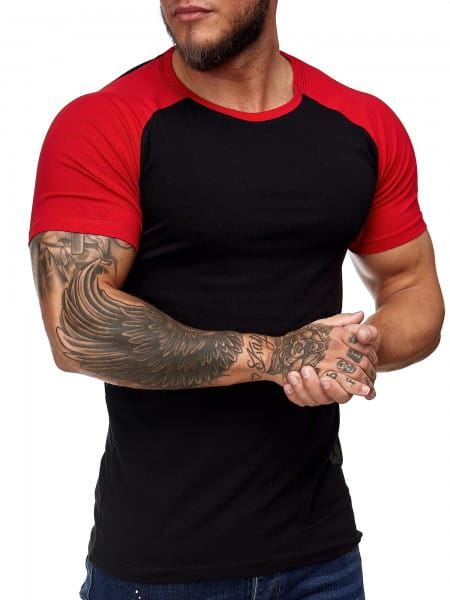 Heren T-Shirt Polo Shirt Korte mouw Printshirt Polo Korte mouw 2031st