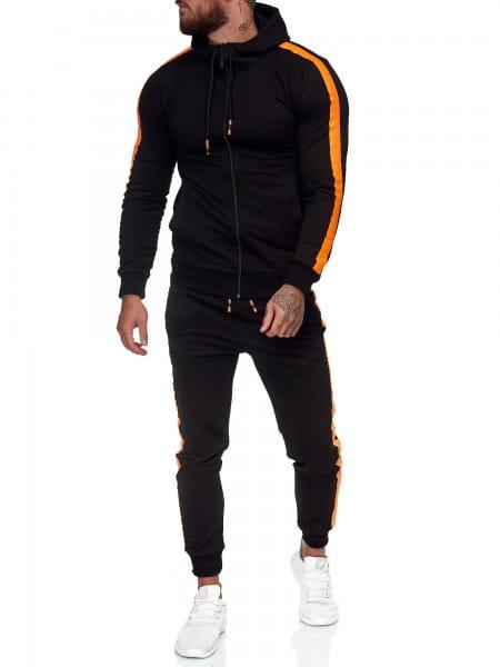 Herren Jogginganzug Trainingsanzug Sportanzug Fitness Streetwear 2601ST