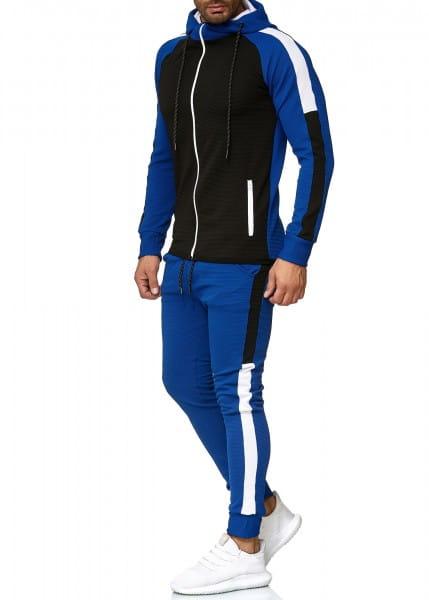 OneRedox Combinaison de jogging pour homme modèle 1262