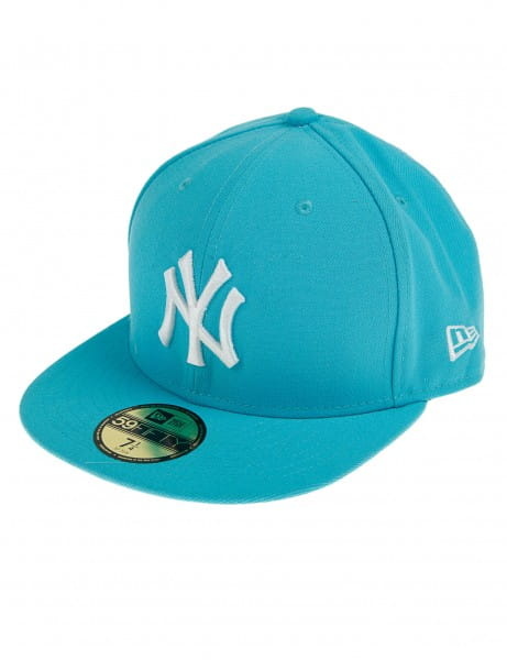 Casquette de baseball New Era 9fifty Casquette Cappy New York Yankees Aqua