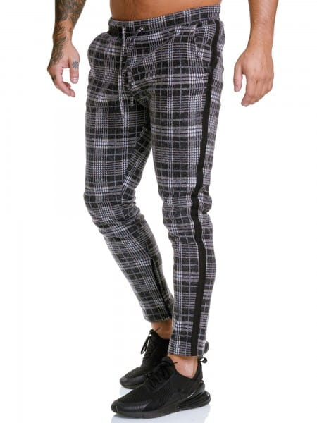 Pantalon de jogging pour homme Pantalon de sport Jogger Streetwear Pantalon de sport Fitness Clubwear Modèle 13110