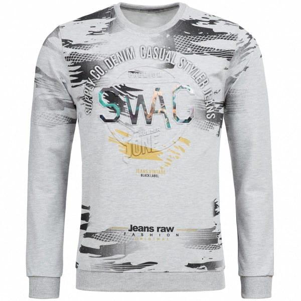 Heren trui Hoodie Sweater Hoodie Sweater Lange Mouw Longsleeve 1425c