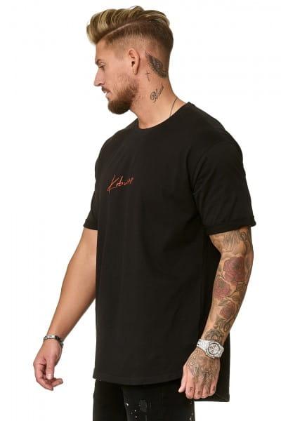 T-Shirt homme Polo à manches courtes Polo imprimé Manches courtes kok03