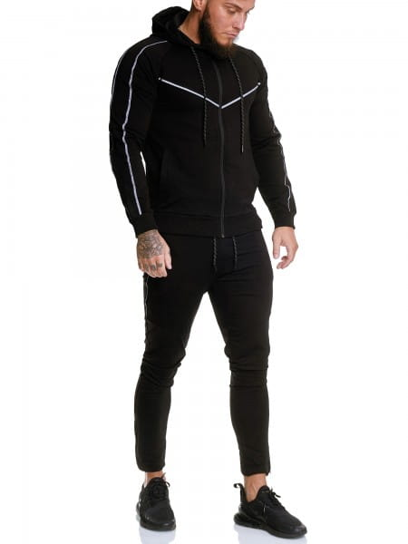   joggingpak   sportpak   joggingpak   capuchon sportbroek   joggingpak   joggingbroek   model jg-13106