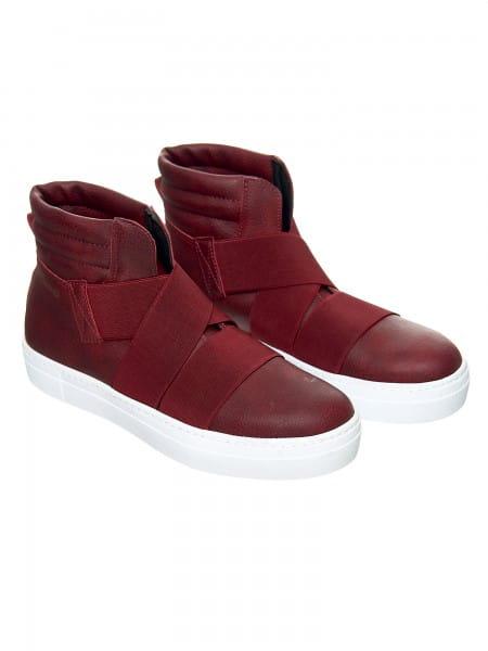 OneRedox Herren Sneaker Freizeitschuh Straßenschuh Laufschuh Casual Lederoptik Modell SH-H023