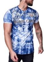 Herren T-Shirt Kurzarm Rundhals Monte Carlo Modell 3569