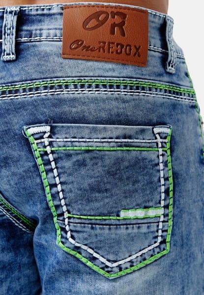 Herren Jeans Hose Slim Fit Männer Skinny Denim Designerjeans 5175C